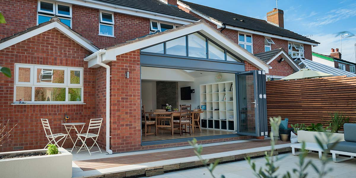 Bi-Folding Doors | Bi-Fold Doors | Planet Windows & Doors | Cumbria ...
