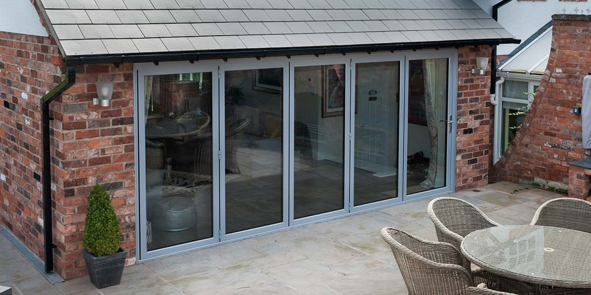 Bi Folding Doors Bi Fold Doors Planet Windows Amp Doors