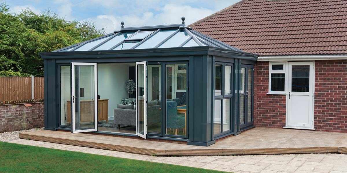 Loggia Conservatory From Planet Conservatories Cumbria