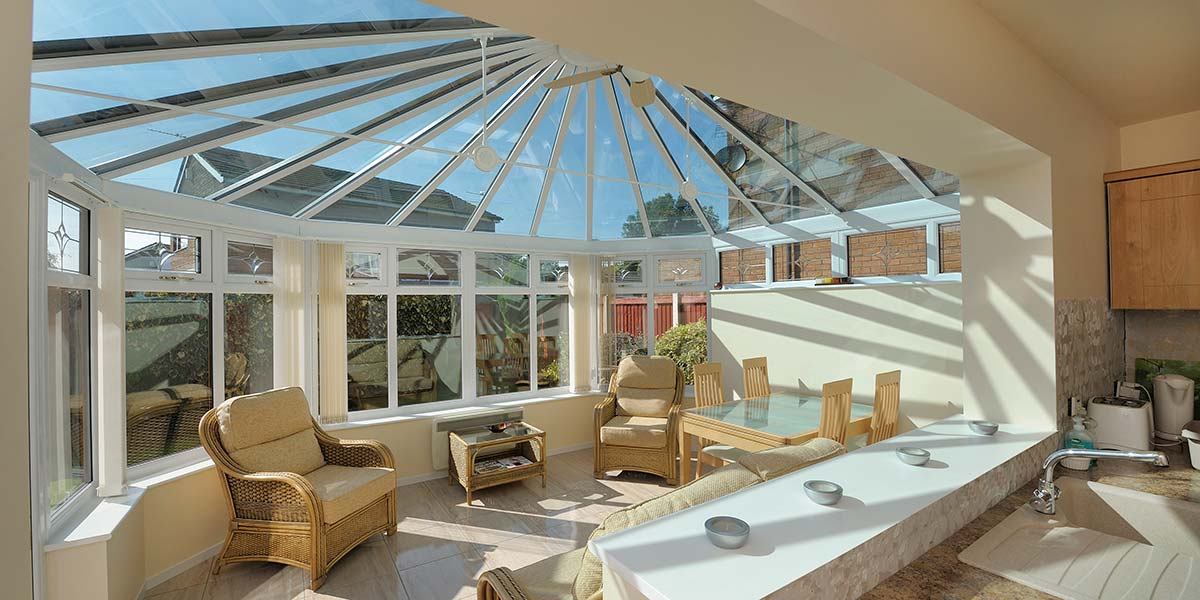 Victorian Conservatory From Planet Conservatories