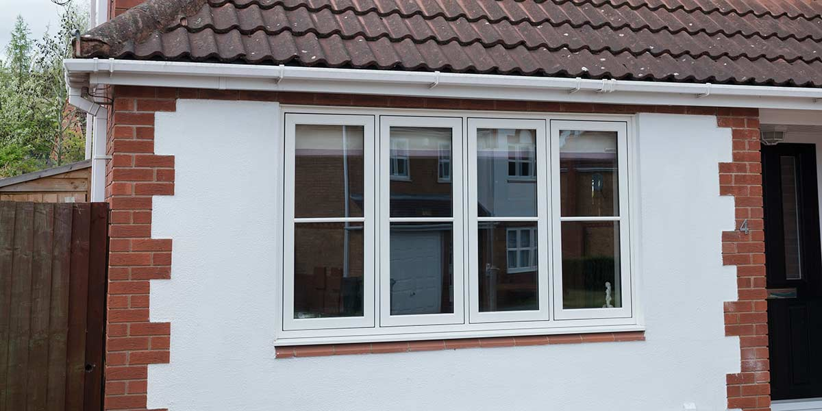 New Flush Casement Windows Replacement Timber Windows